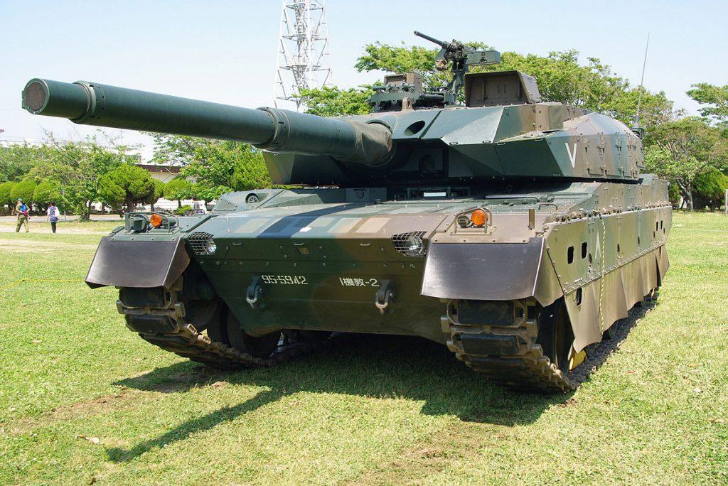 日本開発の戦車