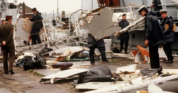 エア・インディア182便爆破事件